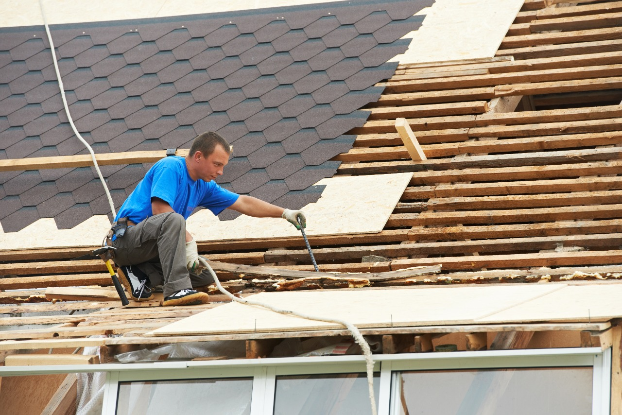 Residential Roofing Jacksonville NC
